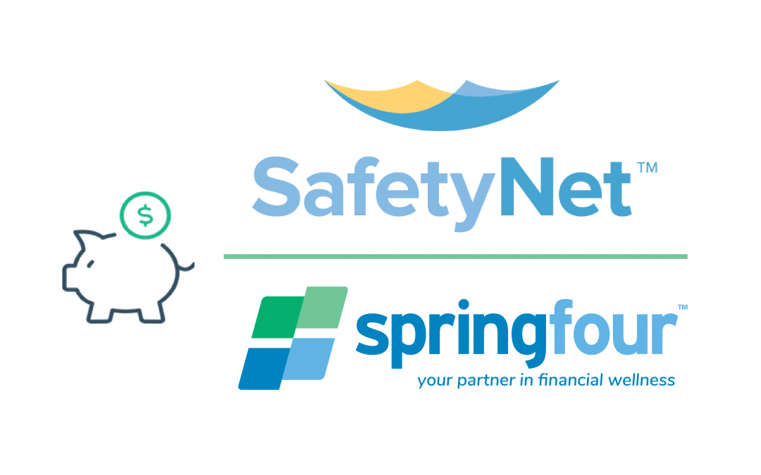 Partnering to Address Financial Insecurity – SafetyNet & SpringFour