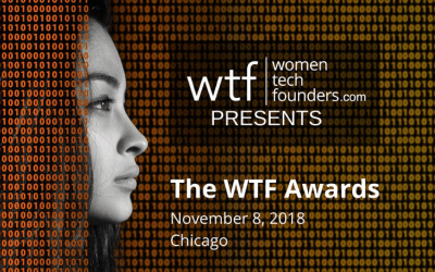 2018 Women Tech Founders Awards Night