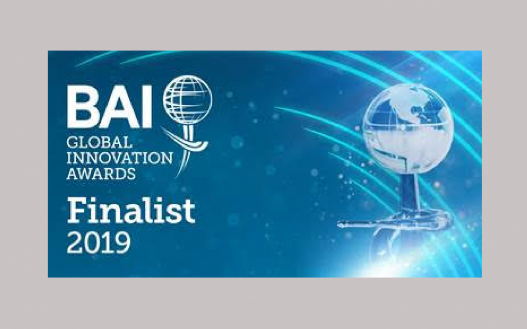 SpringFour Partnership Named BAI Global Innovation Finalist
