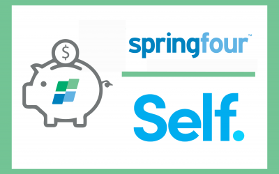 SpringFour Partners with Self to Help Their Customers Achieve Financial Wellness